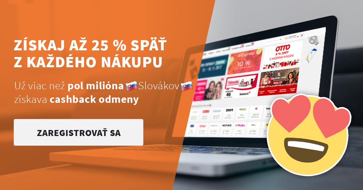 203af4483819 Najlepšia ponuka zliav na Slovensku