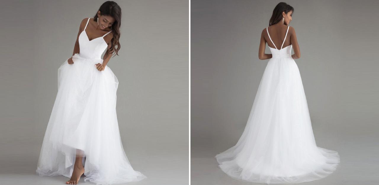 c57521e56f5e Nejkrásnější svatební šaty z AliExpress