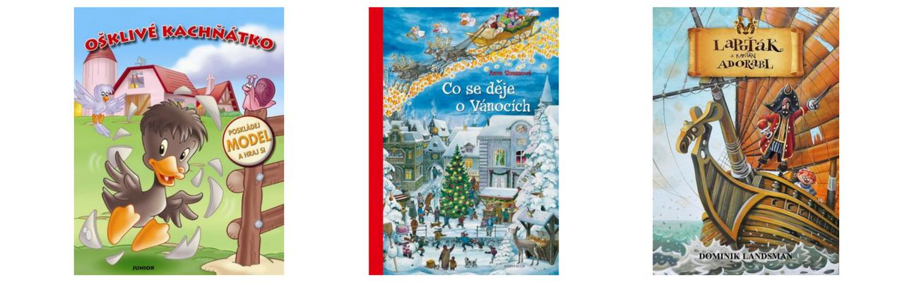 7ed2409d4b Tipy na vánoční dárky pro děti