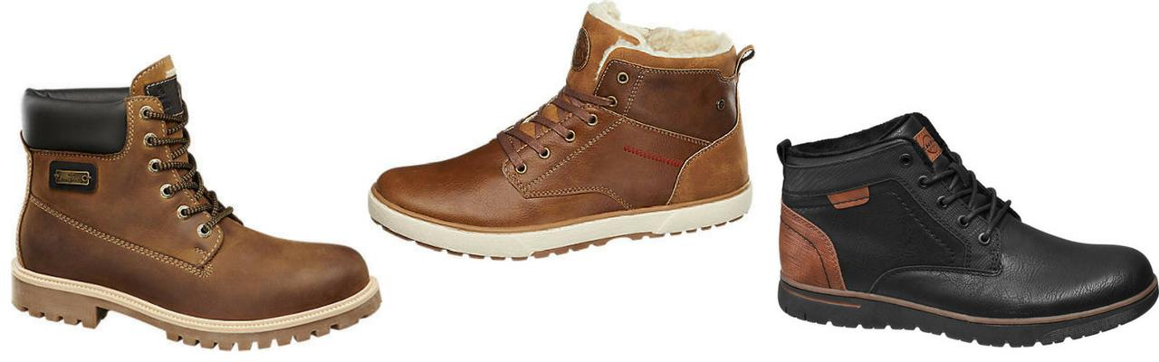 db9d5b1e98 Deichmann  boty do každého počasí